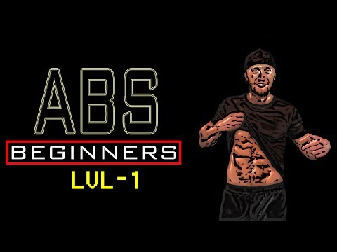 ABS workout for beginners level-1