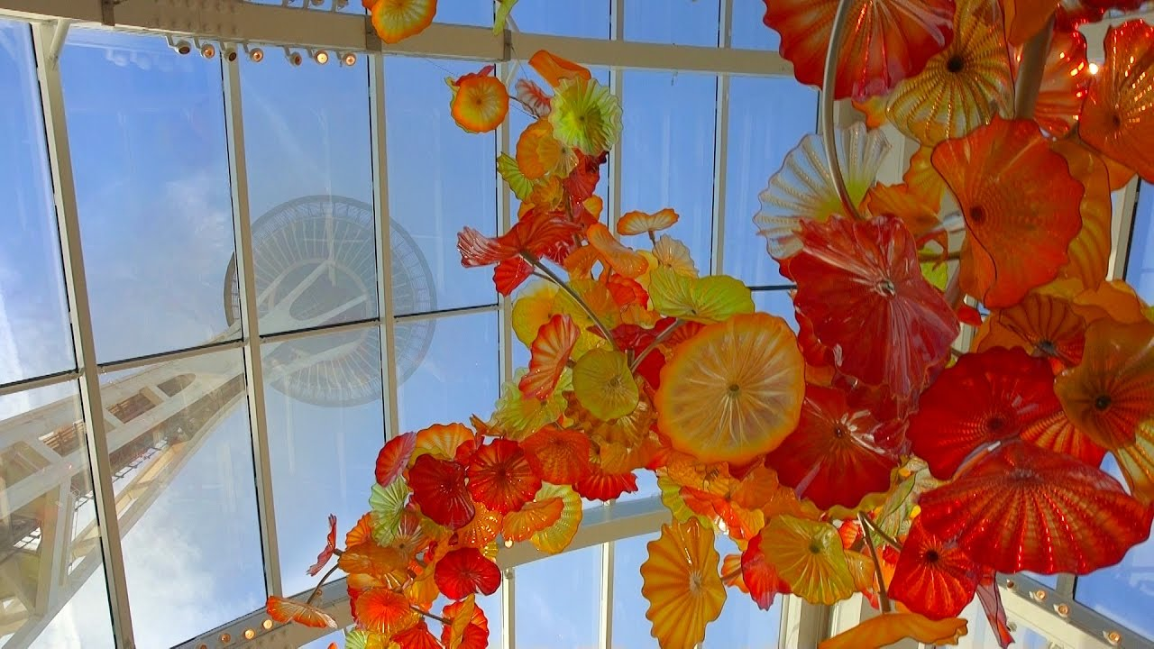 Time required to visit chihuly garden and glass: Space Needle And Chihuly Garden And Glass Combination Ticket 2021 Seattle