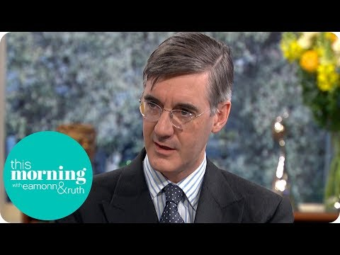 Jacob Rees-Mogg on Why He Backs Boris Johnson to Be PM | This Morning