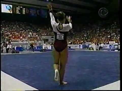 Alexis Brion FX 2002 NCAA Super Six