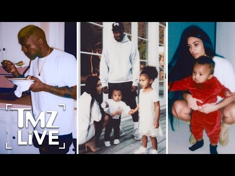 Kim & Kanye: Controversial Photos Were Taken At Rick Rubin's Home I TMZ LIVE