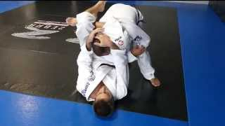 Lasso Guard To Triangle Submission | American Top Team Miramar