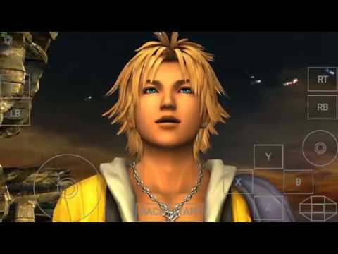 Final Fantasy X HD Remaster - Played On Android