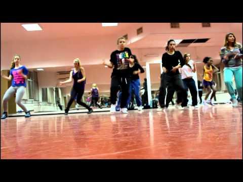 Justin Timberlake - Rock Your Body | Vspot Dance Studio | Seniors Class