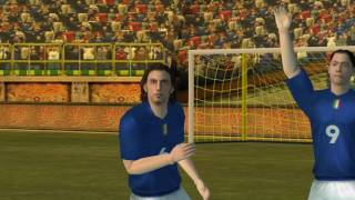 World Tour Soccer 2 PSP Gameplay HD
