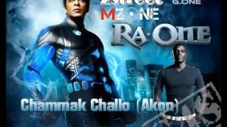 Gambar cover Akon & Hamsika Iyer -- Chammak Challo