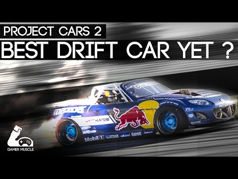PROJECT CARS 2 BEST DRIFT CAR YET ?  - VR TEST DRIVE - MAD MIKE MX5
