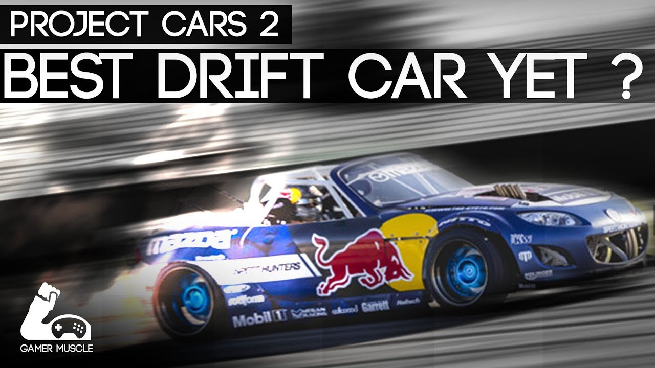 Project Cars Best Drift Car Yet Vr Test Drive Mad Mike
