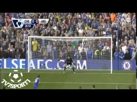 Chelsea vs Arsenal 2-0 Highlights