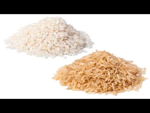 Brown Rice vs. White Rice - Which should you eat?
