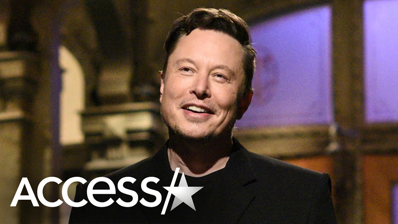 On SNL, Elon Musk Says He Has Asperger's Syndrome