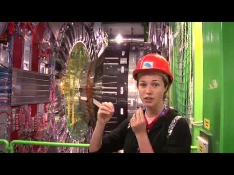 """Pitch Perfect 2"" Alexis Knapp at the Large Hadron Collider"