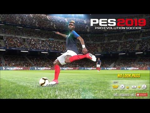 PES 2019 | SKILLS TUTORIAL (RABONA, NO LOOK PASS etc) | PS4 & XBOX ONE