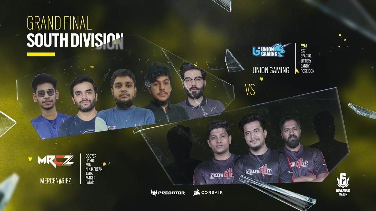 MercenarieZ vs Union Gaming // November Six Major 2020 – South Asia Final