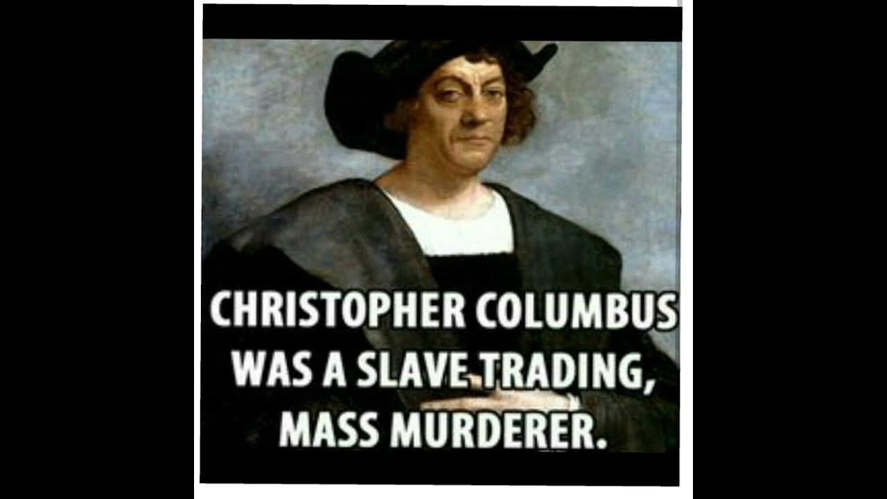 christopher columbus was a murderer essay