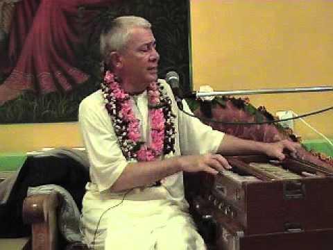 Киртан Чайтанья Чандра Чаран прабху -