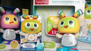 Fisher Price Bright Beats Dance & Move BeatBo - Bailar y Mover BeatBelle - Juguetes Para Bebes
