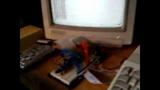 Amiga 500 IDE hard disk interface (part 1.)