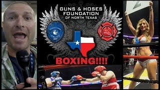 On The Go Show - Guns and Hoses Boxing