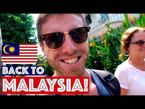 BACK TO MALAYSIA: TRAVELLING TO KUALA LUMPUR