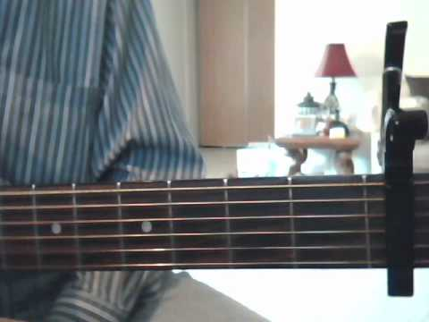How To Play 'Because Of You' By Kelly Clarkson On The Guitar