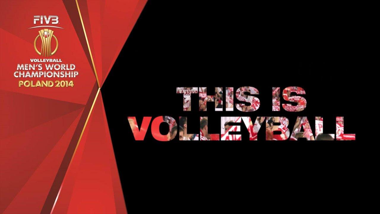 FIVB Volleyball Men's World Championship 2014 Poland - YouTube