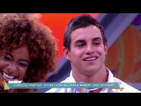 Manoel diz que a saída de Antônio foi decisiva para seu jogoVídeo Show 2202