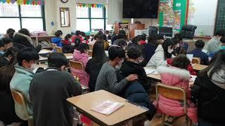 초등 6학년 영어 비교급 그림책 읽어주기 수행과제