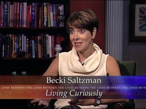 Becki Saltzman on Between the Lines