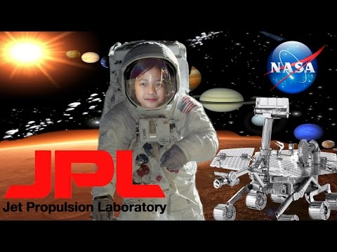 NASA Jet Propulsion Laboratory (JPL) | Open House | Pasadena, CA | (Ep.19)