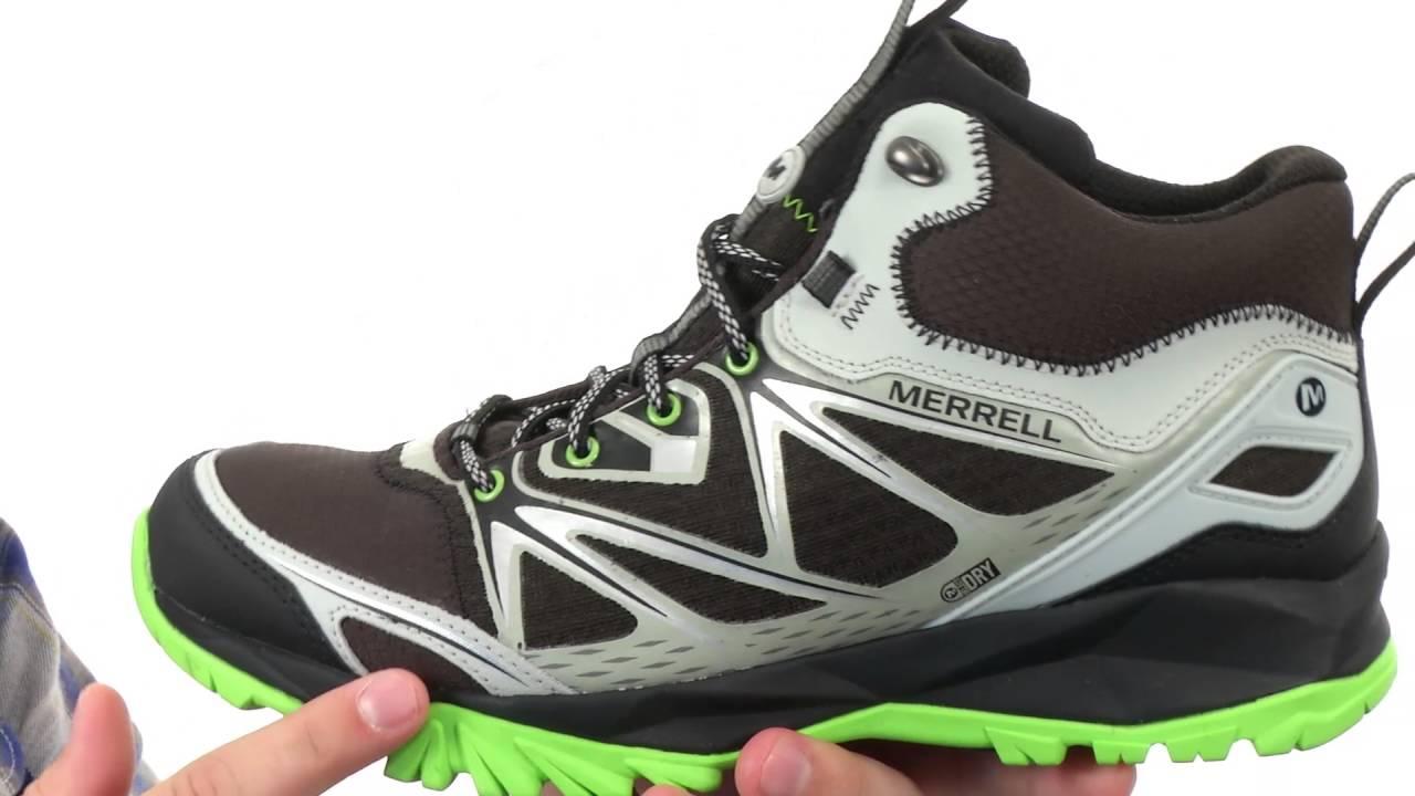 b9a48987c5e Merrell Capra Bolt Mid Waterproof SKU:8620407