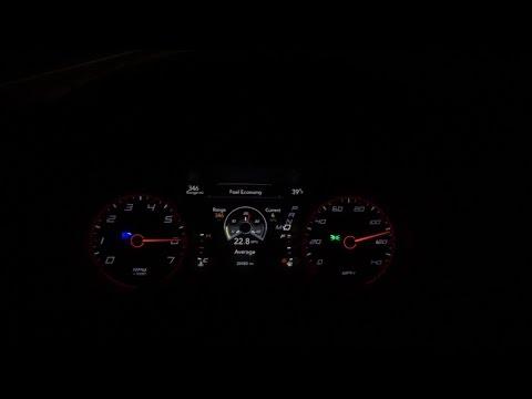 Dodge HD 60 FPS: 2015 Charger SE 3.6L V6 Acceleration Testing 0 to 110 MPH
