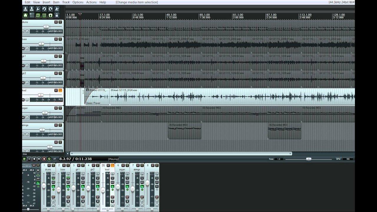 Plugin Parameter Modulation in Reaper : Ask.Audio
