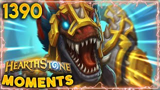 Battling Against THE ROPE With Gonk Druid! | Hearthstone Daily Moments Ep.1390