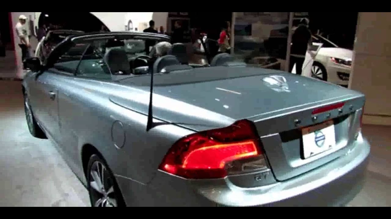 2013 volvo c70 t5 convertible exterior and interior walkaround youtube. Black Bedroom Furniture Sets. Home Design Ideas