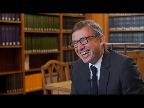 An interview with author David Nicholls
