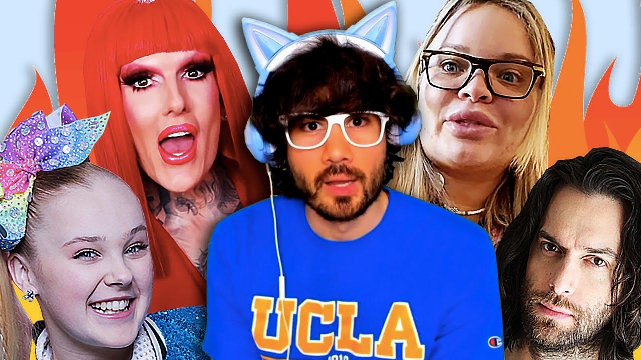 Download Jeffree Star CAUGHT LYING, JoJo Siwa DISSED By DaBaby, Trisha Paytas DRAGS Tony Lopez, Chris D'Elia