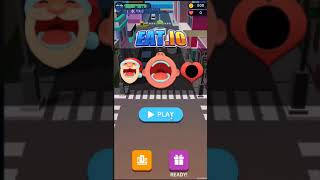 EAT IO Game(Facebook Games)funny play ep5