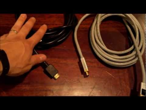 EXPENSIVE HDMI CABLES VS CHEAP HDMI Wires REVIEW
