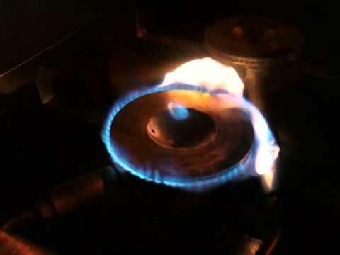 Como reparar quemador de estufa industrial que flamea - Como reparar una vitroceramica ...