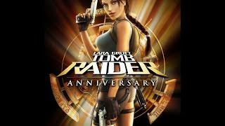 Tomb Raider Anniversary. Перу. Горные пещеры. Часть 1.