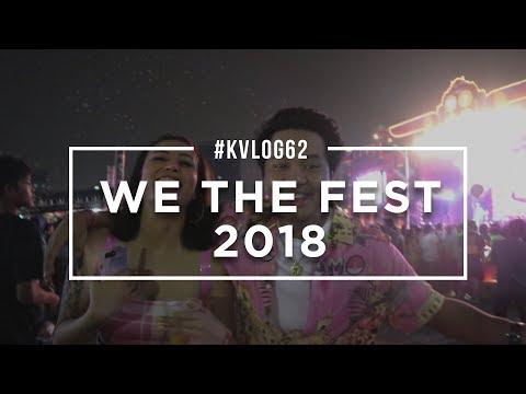#KVLOG62 - WE THE FEST 2018