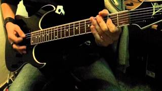 Stratovarius - Unbreakable. Guitar Cover Ibanez RGR321EX