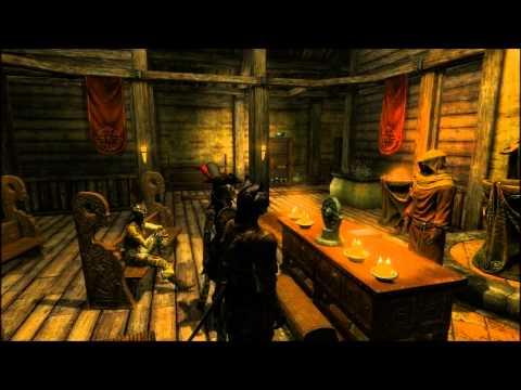 The Elder Scrolls V: Skyrim - Khajiithochzeit in Himmelsrand