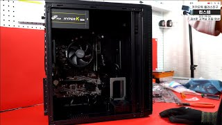 가성비 롤 게이밍 PC 라이젠 4350G   VRAM …