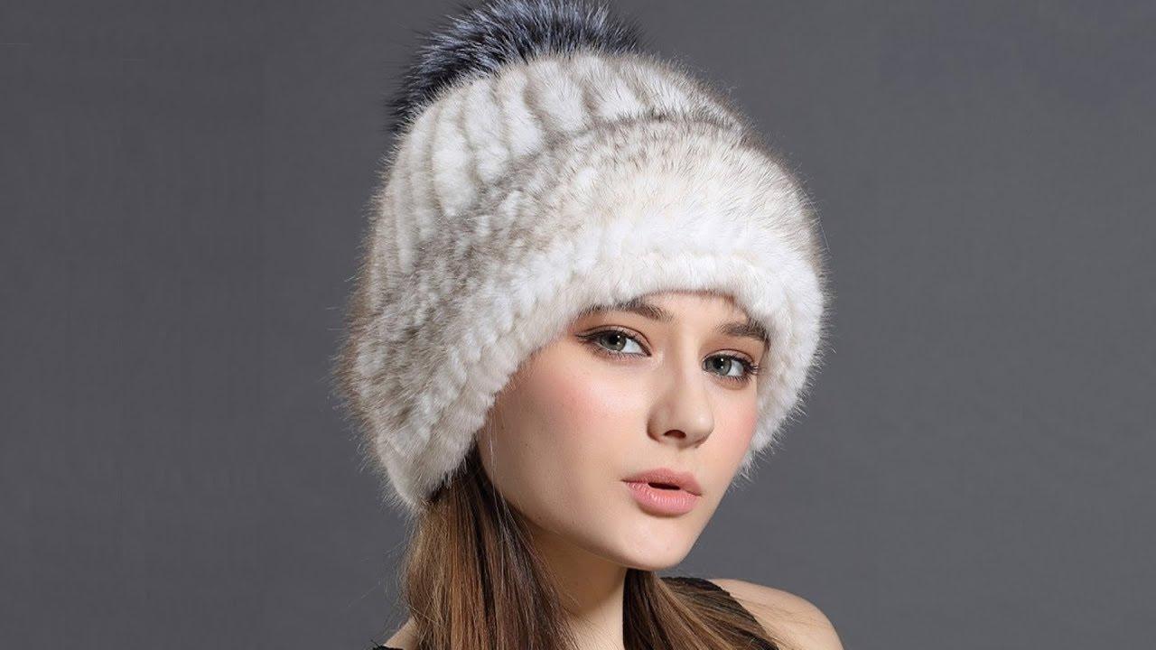 Норковая шапка  из старой шапки 105
