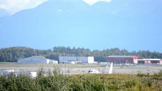 American Airlines Boeing 757-200 [N603AA] takes off from Anchorage