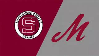 Swarthmore Softball Highlights vs. Muhlenberg (April 21, 2018)