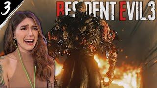 Nemmy's Got Fire!? (Boss Fight) | Resident Evil 3 Pt. 3 | Marz Plays