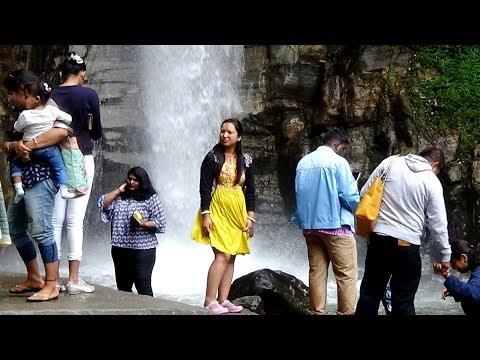 Sikkim Gangtok Tour - Ban Jhakri Falls Enroute Rumtek Monastery